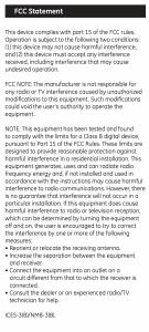 FCS Statement
